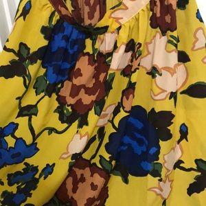 Vivienne Tam Skirts - 3 for $30 Vivienne Tam floral skirt🌻